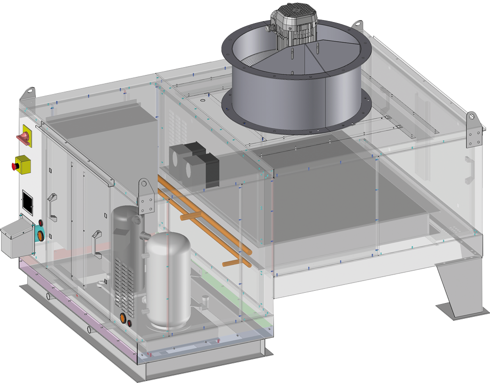 unité de condensation