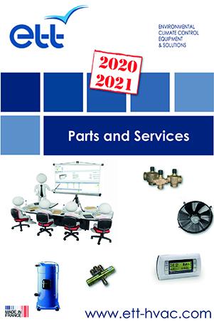 Spare parts 2020