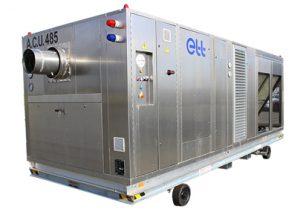 Air treatment units for aeronautics - heat pump - ETT